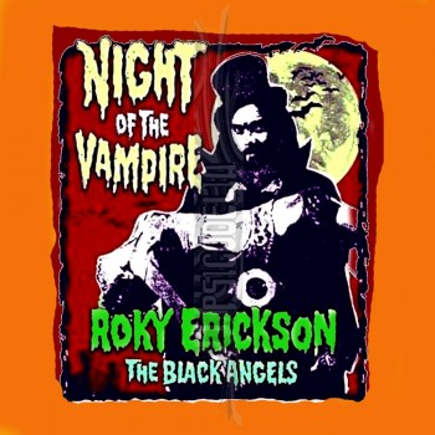 Camiseta Roky Erickson