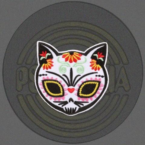 Parche Máscara Gato