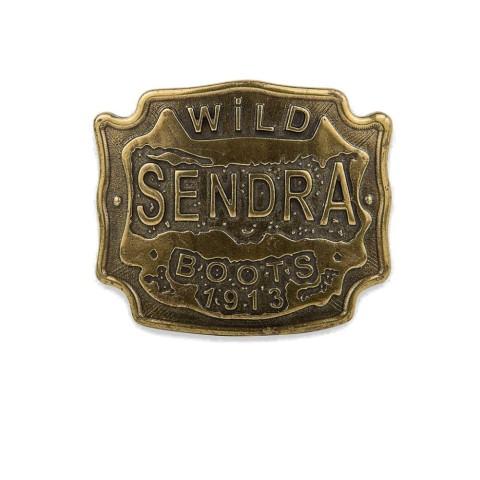 Hebilla Sendra 2947 Wild Oro Viejo