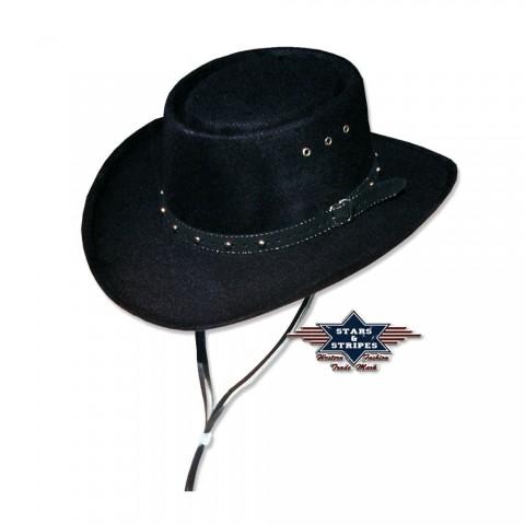 Sombrero cowboy niños con cordón Stars&Stripes Jack