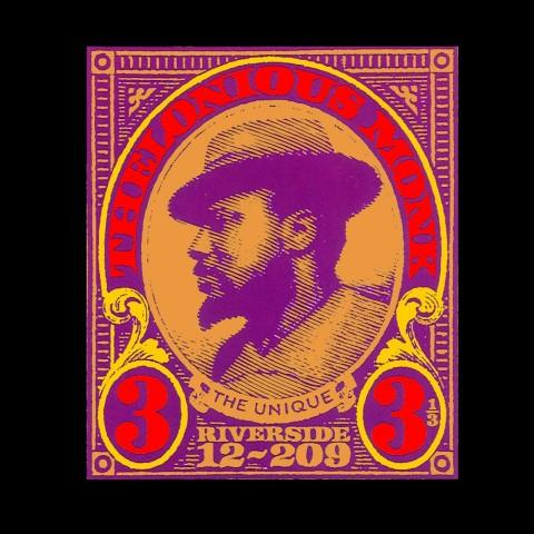 Camiseta Thelonious Monk