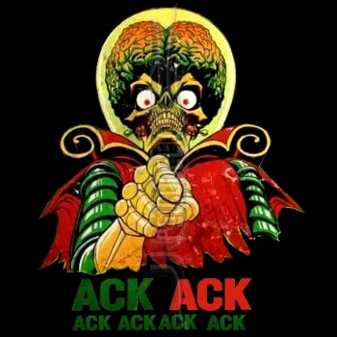 Camiseta Mars Attack