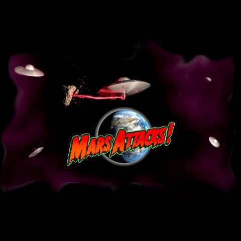 Camiseta Mars Disparo