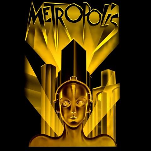 Camiseta Metrópolis