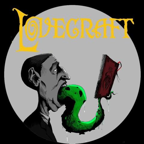 Camiseta Lovecraft