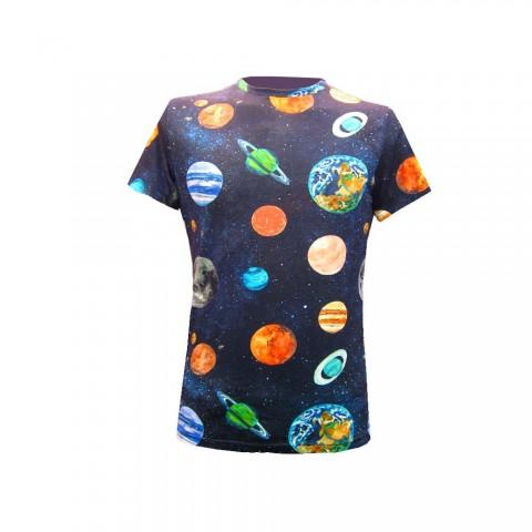 Camiseta Planetas
