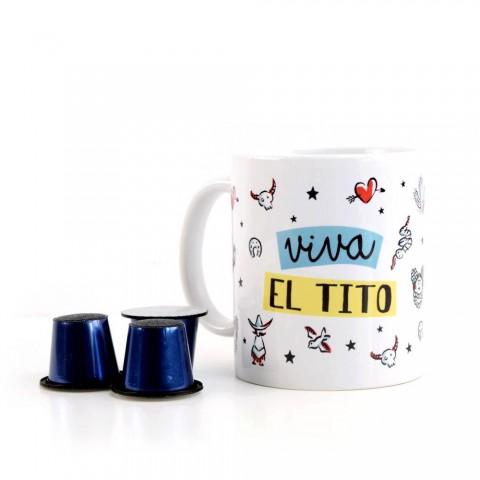 Taza Viva el Tito