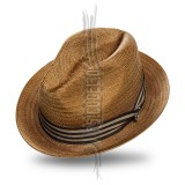 Sombrero fedora rafia Callum