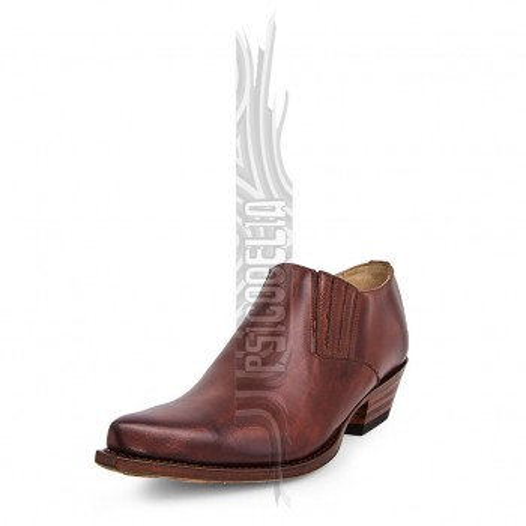 Zapato Sendra 4133 Cuervo Box Bras 540