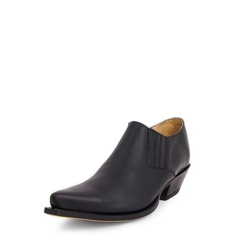 Zapato Sendra 4133 Cuervo Pull Oil Negro