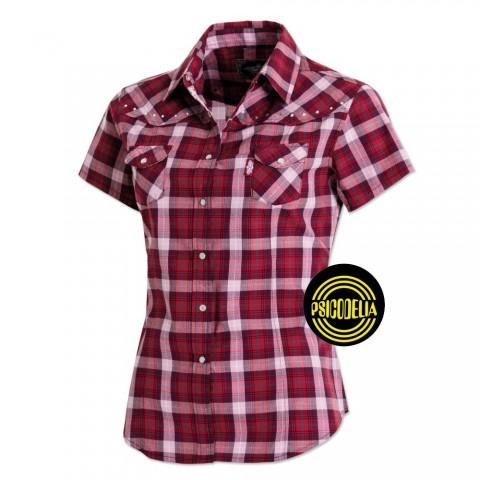 Camisa de cuadros Doreen