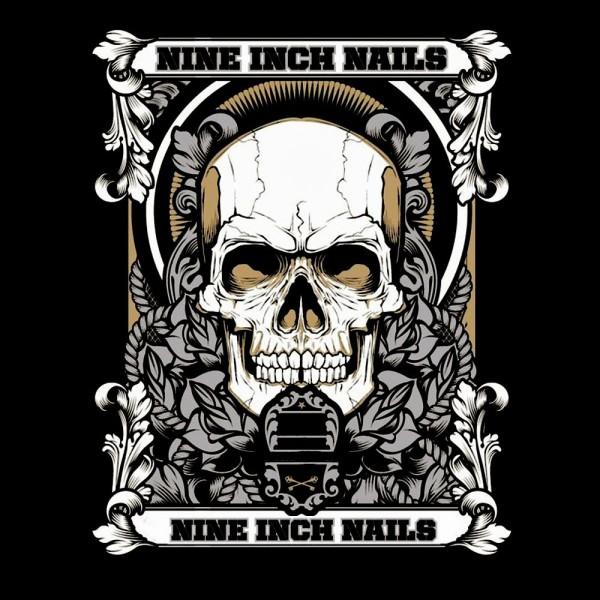 Camiseta Nine Inch Nails