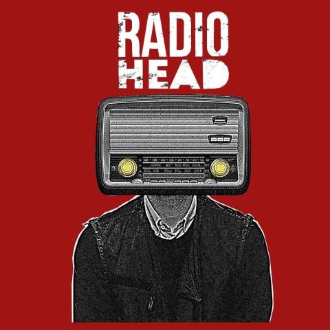 Camiseta Radiohead
