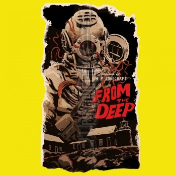 Camiseta From the Deep