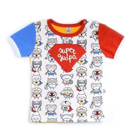 Camiseta niños Super Guapa