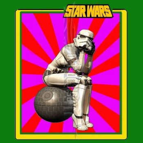 Camiseta Starwars Stormtrooper