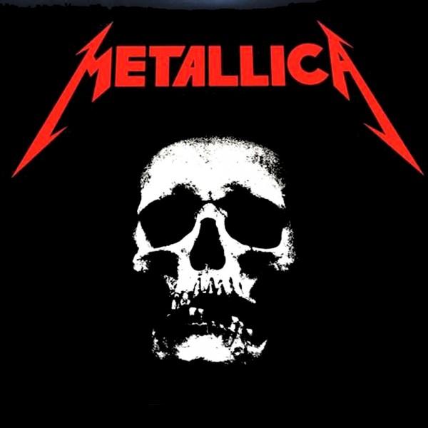 Camiseta Metallica Calavera