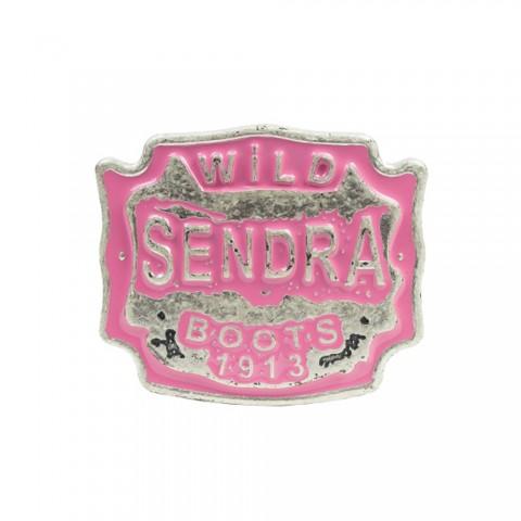 Hebilla Sendra 2497 Wild Plata Mate-Pink
