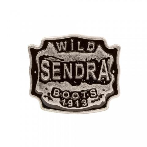Hebilla Sendra 2497 Wild Plata Mate-Black