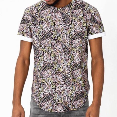 Camiseta cachemir